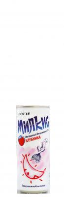 Напиток Милкис Клубника ж/б