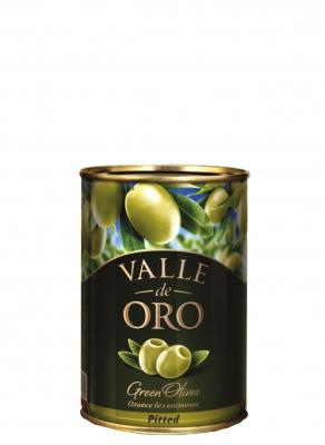 Оливки Manzanilla зеленые без косточки